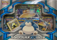 Snorlax GX Box Gift Set Pokemon