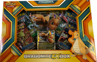 Dragonite EX Box Gift Set Pokemon