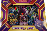 Gengar EX Box Gift Set Pokemon