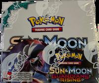 Sun & Moon SM2 Guardians Rising Booster Pokemon