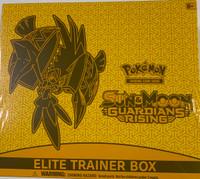 Sun & Moon SM2 Guardians Rising Elite Trainer Box Pokemon