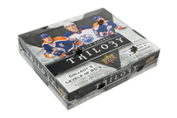 2016-17 Upper Deck Trilogy Hockey