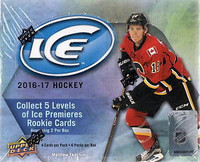2016-17 Upper Deck Ice (Hobby) Hockey