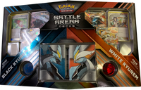 Battle Arena Deck #3 - Black Kyurem vs White Kyurem Pokemon
