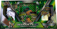 Decidueye GX Premium Collection Box Gift Set Pokemon