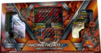 Incineroar GX Premium Collection Box Gift Set Pokemon