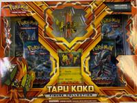 Tapu Koko Figure Collection Gift Set Pokemon