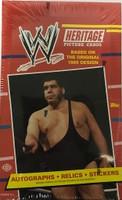 2012 Topps WWE Heritage Wrestling (Hobby)