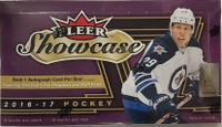 2016-17 Upper Deck Fleer Showcase (Hobby) Hockey