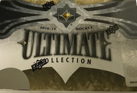 2016-17 Upper Deck Ultimate Collection Hockey