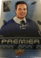 2016-17 Upper Deck Premier Hockey