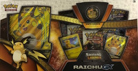 Shining Legends Special Collection Raichu-GX Pokemon