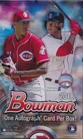 2018 Bowman (Hobby) Baseball