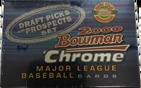2000 Bowman Chrome Draft Picks & Prospects Set (110 Cards) Baseball