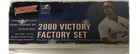 2000 UD Victory Factory Set (440 Cards) Baseball