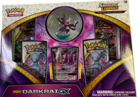 Shining Legends Figure Collection Shiny Darkrai-GX Pokemon