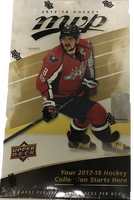 2017-18 Upper Deck MVP (Hobby) Hockey