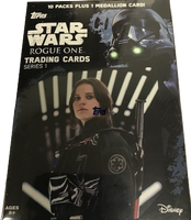 2016 Topps Star Wars Rogue One Series 1 (Blaster) Entertainment Cards