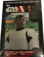 2016 Topps Star Wars The Force Awakens Series 2 (Blaster) Entertainment Cards