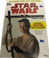 2017 Topps Star Wars Journey to the Last Jedi (Blaster) Walmart Exclusive