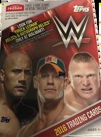 2016 Topps WWE Wrestling (Blaster) Walmart Exclusive