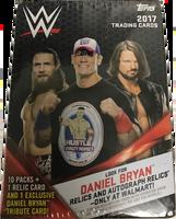 2017 Topps WWE Wrestling (Blaster) Walmart Exclusive