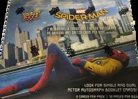 2017 Upper Deck Marvel Spider Man Homecoming (Hobby)