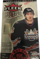 2005-06 Fleer Ultra (Blaster) Hockey