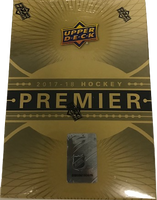 2017-18 Upper Deck Premier (Hobby) Hockey