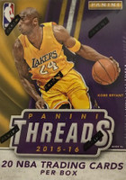 2015-16 Panini Threads (Blaster) Basketball