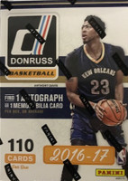 2016-17 Panini Donruss (Blaster) Basketball