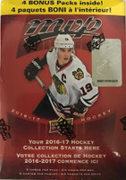 2016-17 Upper Deck MVP (24 Pack Blaster) Hockey