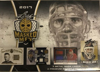 2016-17 Leaf Masked Men (Hobby) Hockey