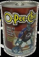 2002-03 O Pee Chee (Tins) Hockey