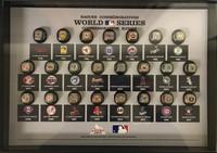 2018 Coors Light MLB Commemorative Ring Set (No Display Case)