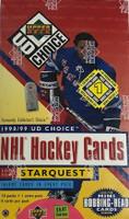 1998-99 Upper Deck Choice (Blaster) Hockey