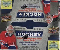 2013-14 Upper Deck Series 1 (Retail) Hockey