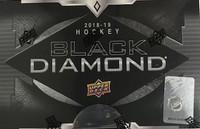 2018-19 Upper Deck Black Diamond (Hobby) Hockey