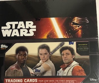 2016 Topps Star Wars Force Awakens (Retail)