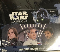 2016 Topps Star Wars Rogue One Series 1 (Retail)