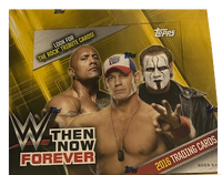 2016 Topps WWE Then Now Forever Wrestling (Retail)