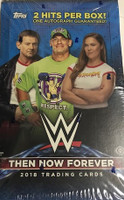 2018 Topps WWE Then Now Forever Wrestling (Hobby)