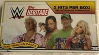 2018 Topps WWE Heritage Wrestling (Hobby)