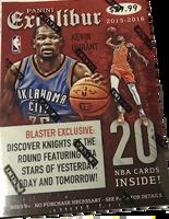 2015-16 Panini Excalibur (Blaster) Basketball