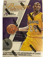 2015-16 Panini Prestige (Blaster) Basketball