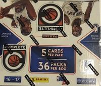 2016-17 Panini Complete (Retail) Basketball