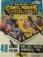 2017-18 Panini Contenders (Blaster) Basketball