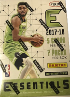 2017-18 Panini Essentials (Blaster) Basketball