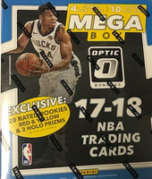 2017-18 Panini Donruss Optic Mega Box Basketball