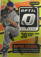 2016 Panini Donruss Optic (Blaster) Baseball